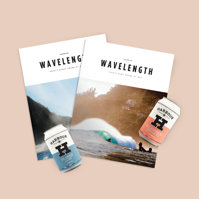 Wavelength x Harbour - Annual Subscription