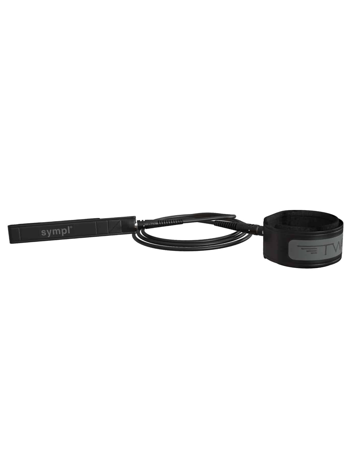 Sympl Tyler Warren Re-Leash - 6ft - Black