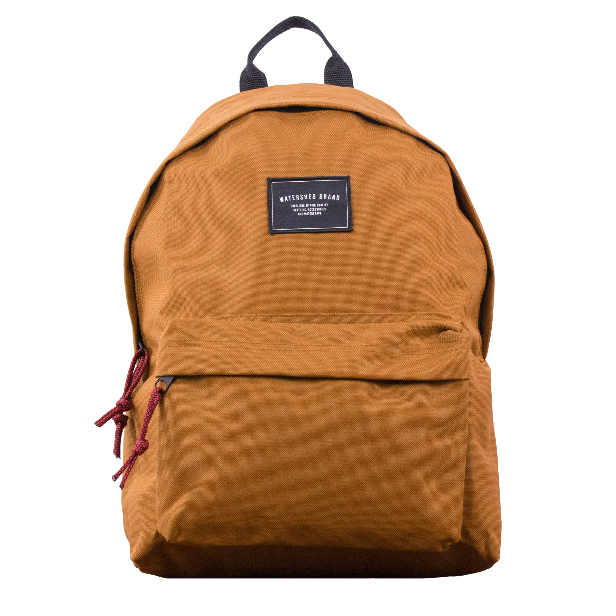 Watershed Union Backpack - Caramel