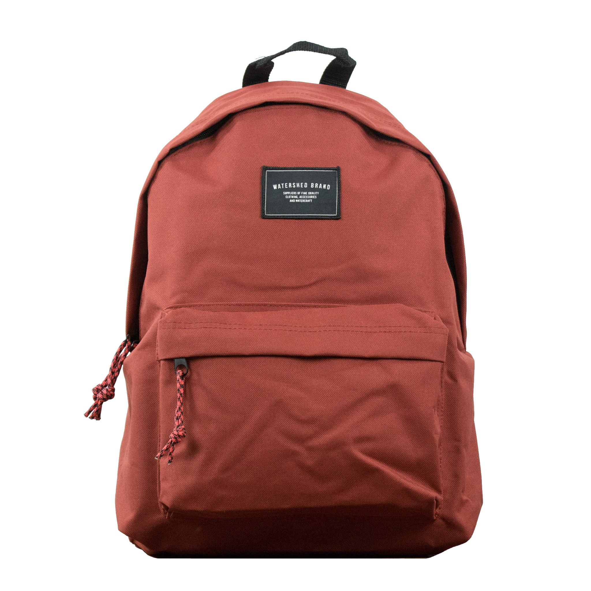 Watershed Union Backpack - Rust