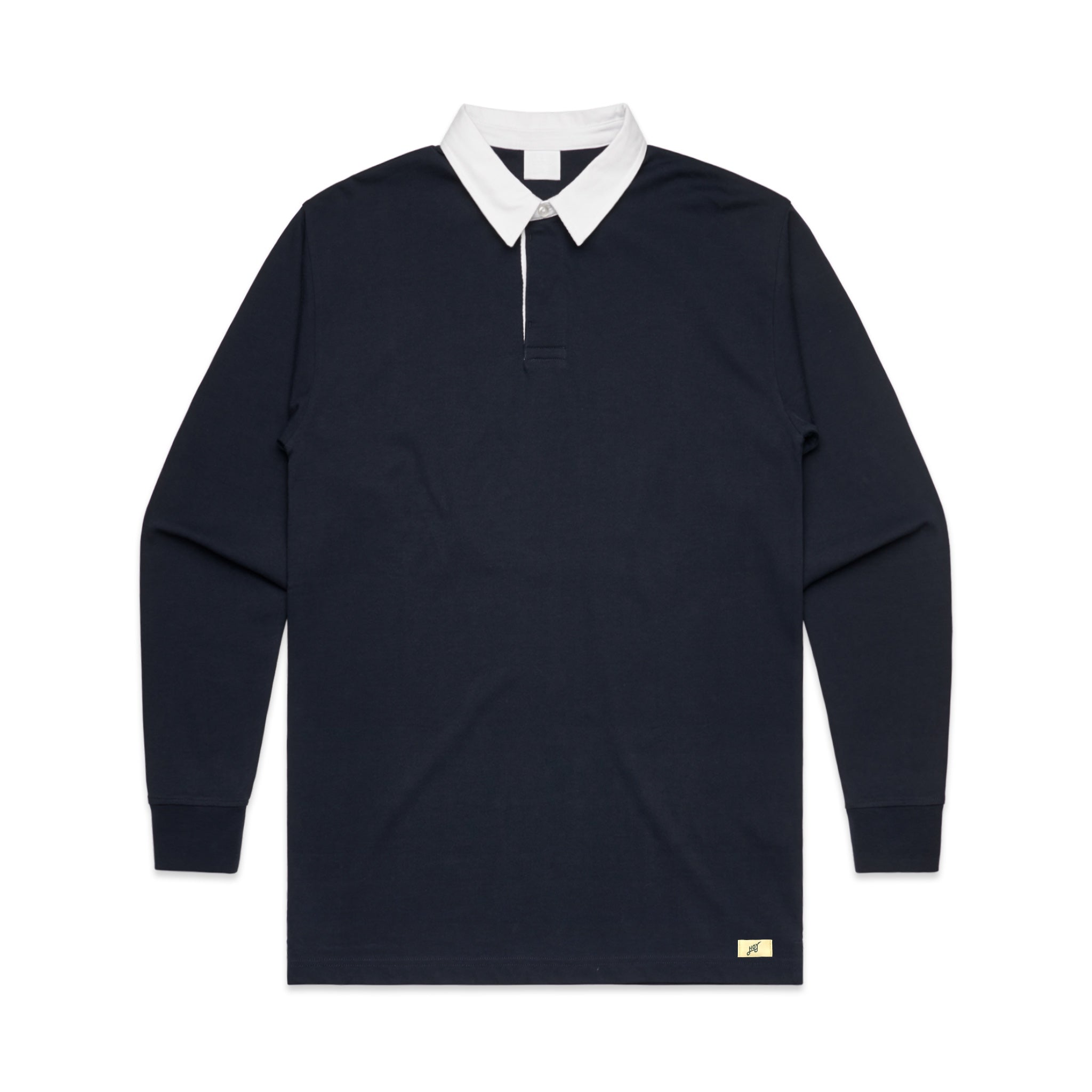 Hoy Explore Rugby Top - Navy Dusk