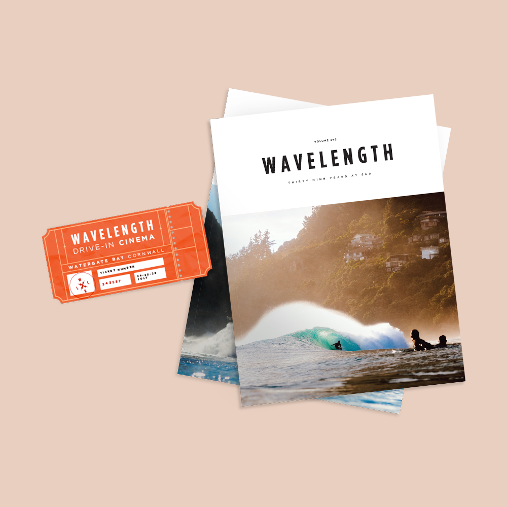Wavelength x Drive-In Cinema - Annual Subscription