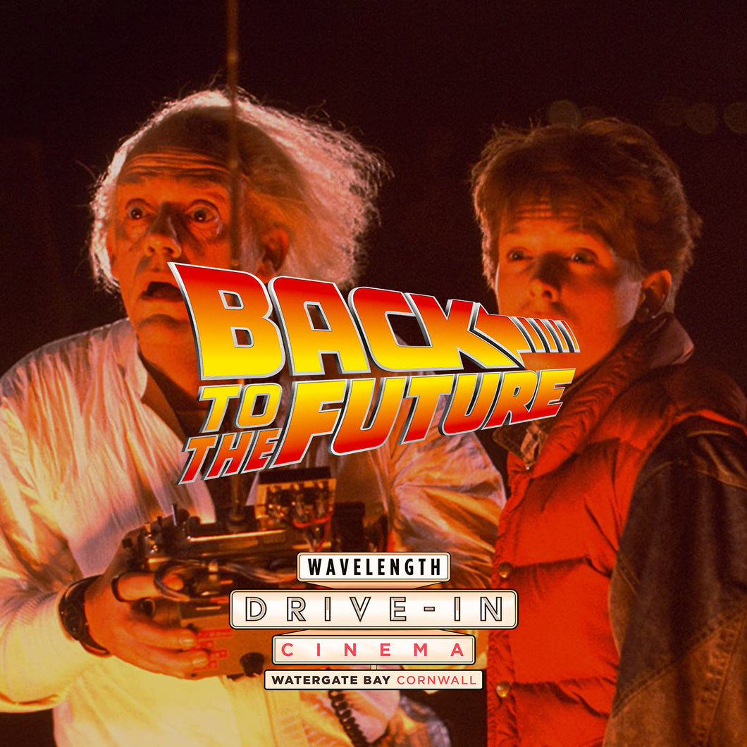 Back to the Future - Saturday 29th August