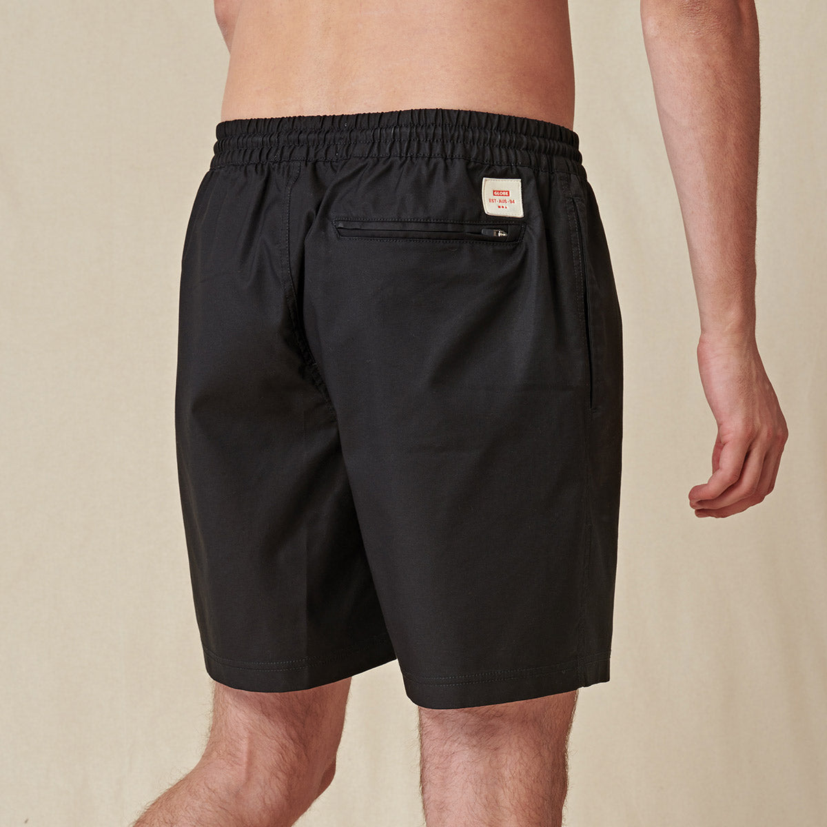 Globe_Clean_Swell_Poolshort_2021_Black_2