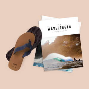 Wavelength x Toms // Outerknown  - Annual Subscription