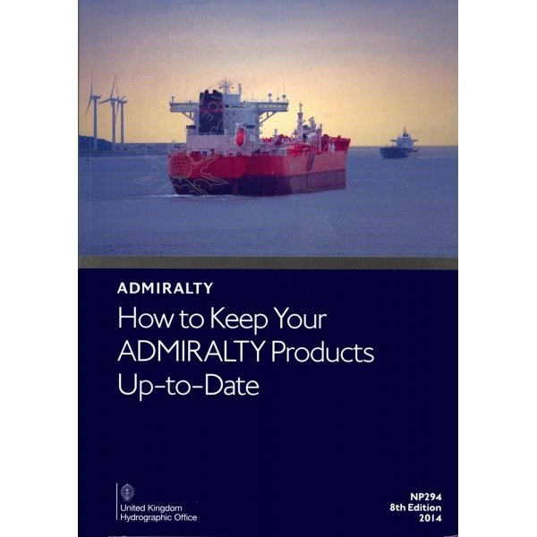 How to Keep your Admiralty Products up-to-date