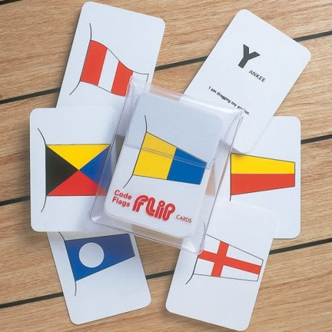 Flip Cards - International Code Flags