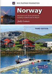 Norway Oslo to North Cape and Svalbard - Imray