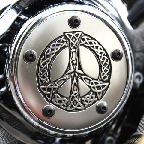 celtic peace sign point cover