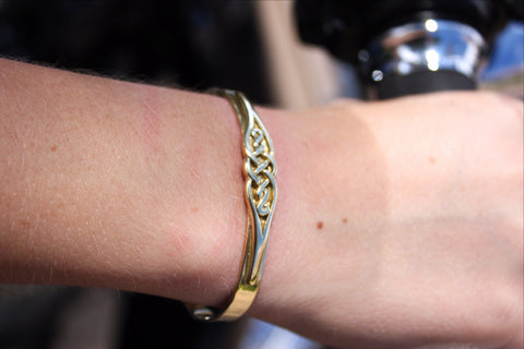Celtic Top Bracelet