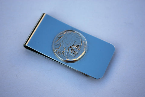 Hobo Nickel Money Clip