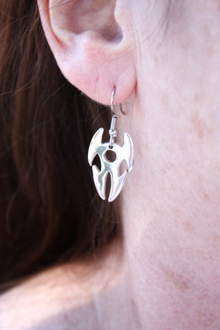 Small Arrow Earrings
