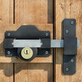 Gatemate Premium Long Throw Lock - Double Locking