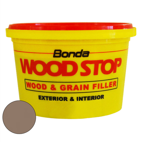 Bonda WoodStop 1 Part Wood & Grain Filler 250ml
