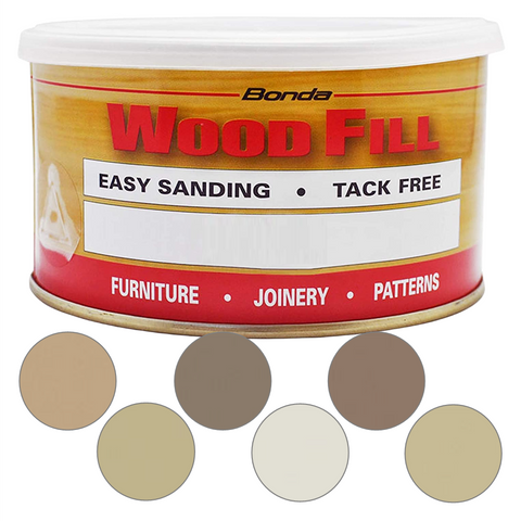 Bonda WoodFill 2 Part Rapid Wood Filler