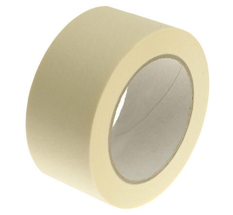 Everbuild Mammoth Value Masking Tape 50mtr