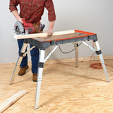 Omnitable 4 in 1 Portable Work Bench