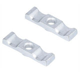 Perry 15/PP Turn Buttons 63mm 2 Pack - Zinc Plated