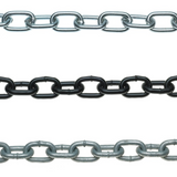 Short Link Side Welded Security Chain