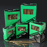 Samac Performance Plus High Performance ZYP Pozi CSK Wood Screws