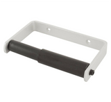 Toilet Roll Holder - Satin Aluminium