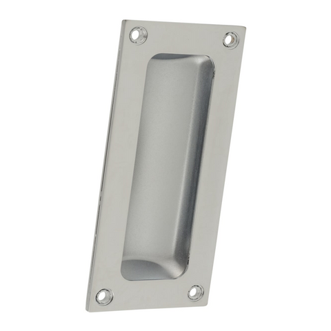Shepherds 3201 Rectangular Recessed Flush Pull Handle 89mm x 43mm