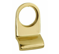 Shepherds VS12 Rim Cylinder Lock Latch Pull Door Handle - Polished Brass