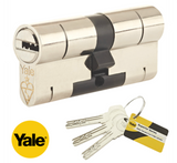Yale Superior 1* Star Euro Double Cylinder