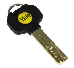 Yale Maximum Security Platinum 3 Star Euro Profile Cylinder - Key Cutting