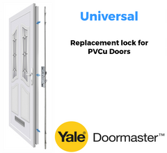 Yale YDM-UNI-PVCU-35 Doormaster Universal Replacement Multi-Point Lock for PVCu UPVC Doors