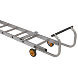 Youngman Single Section Aluminium Roof Ladder