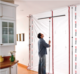 Zipwall FR2 FoamRail™ Tapeless Seal 2 Pack
