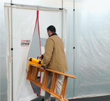 Zipwall MDK Magnetic Dust Barrier Door Kit