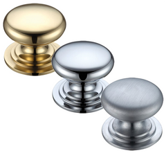 Zoo Hardware FCH01 Fulton and Bray Victorian Cabinet Cupboard Door Knobs