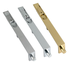Zoo Hardware Fulton & Bray Lever Action Sliding Flush Door Bolt