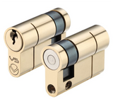 Zoo V5EP40S Vier 5-Pin Euro Profile Single Cylinder 40mm