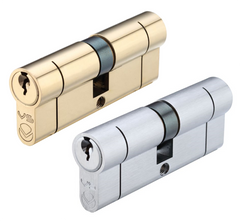 Zoo Hardware V5EP70D Vier 5-Pin Euro Profile Double Anti Pick Drill Cylinder Barrel Lock 70mm