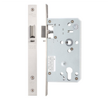 Zoo ZDL7260NL Mortice DIN Night Latch 60mm - Satin Stainless Steel