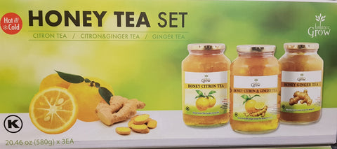 Honey Tea Set