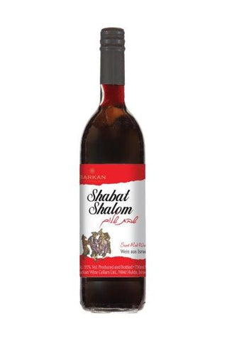 SHABAT SHALOM KIDDUSH RED WINE