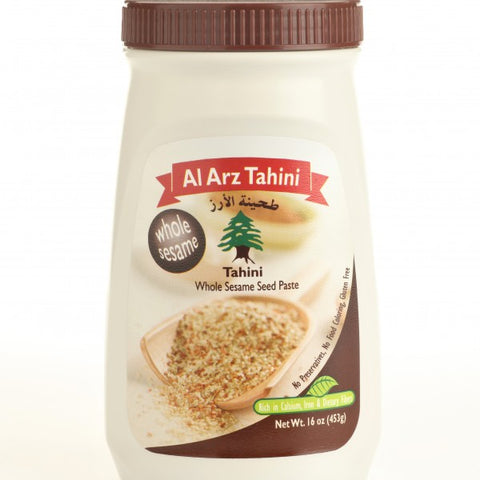 Tahini Al Arz - Whole