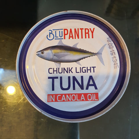 Chunk Light Tuna in Canola Oil