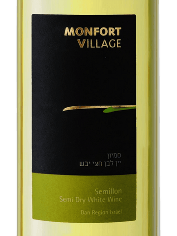 Monfort Village Semillon 2018