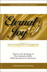Eternal Joy v.2 Engagement and Marriage