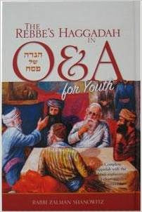 The Rebbe's Haggadah in Q&A for Youth