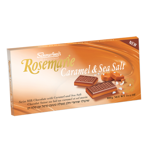 Schmerling Caramel & Sea Salt Chocolate
