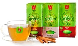 Wissotzky Green Tea