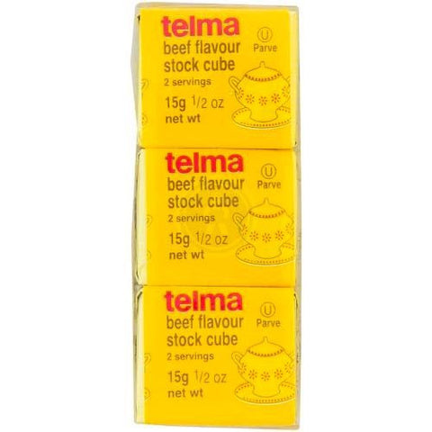 Telma Beef Flavour Stock Cube