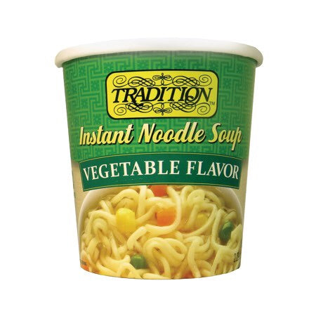 Noodle Soup Vegetable Flavor