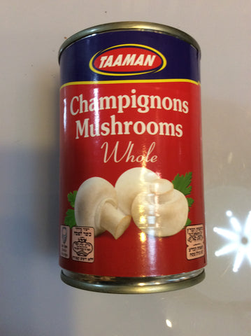 Canned Whole Mushrooms
